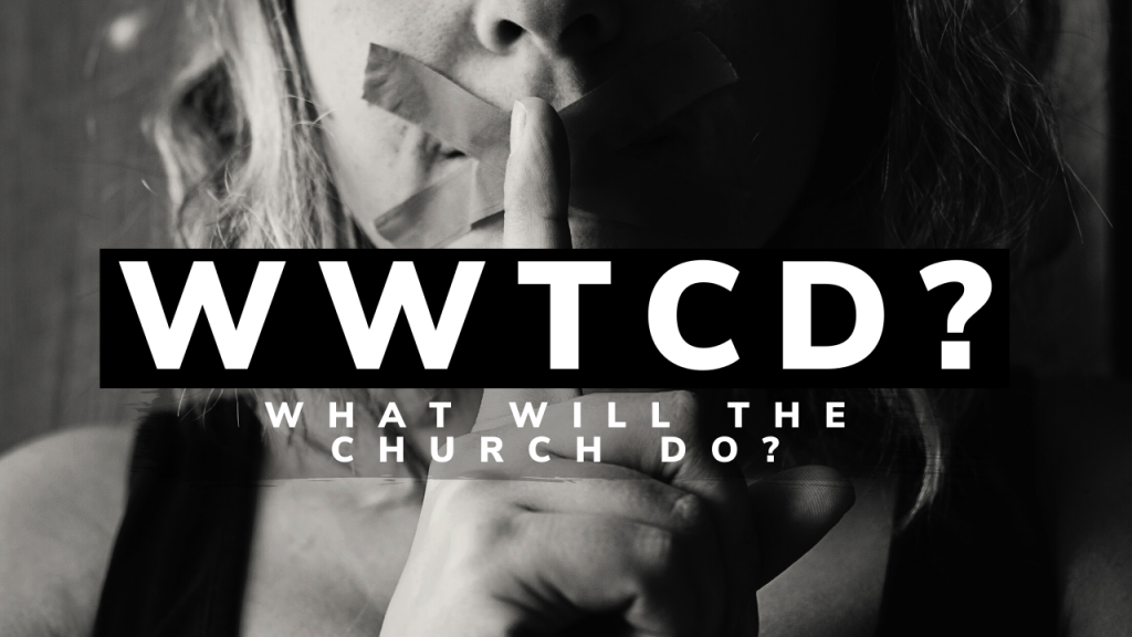 What Will the Church Do? Blog Post